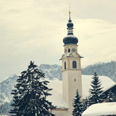 Garmisch and the Top of the World