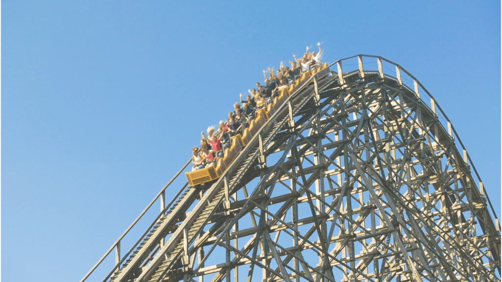 Perimenopause rollercoaster