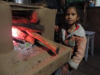 In a Teahouse - Annapurna Region