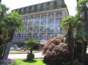 La Palma Hotel, Stressa