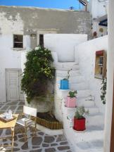 Even the stairs look nice, Paros, Greece