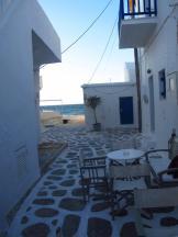Take me to the beach - Naoussa, Paros