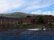No mans land in Belfast