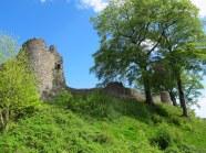 Kendal Castle, UK