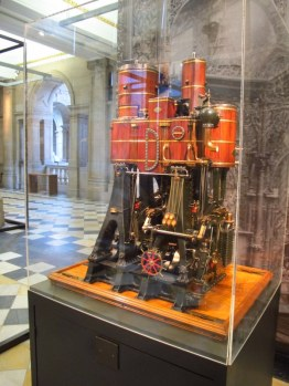 For the technically minded, Kelvingrove Museum, Glasgow