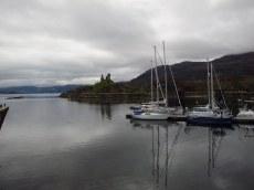 Kyleakin Harbour, Isle of Skye, Scotland