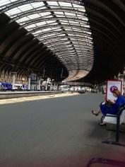 York train station, I think