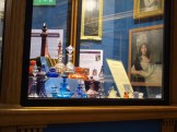 Glass bottles, Victoria Art Gallery, Bath