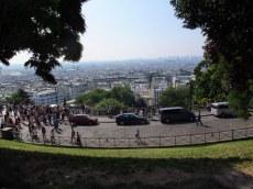 View from Sacré Cœur