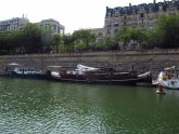Cute boats on the canal