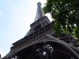 mesmerizing eiffel tower