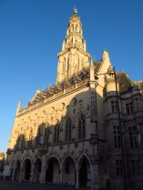 Arras Town Hall and Bellfry