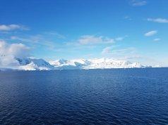 Blue seas as far as you can see