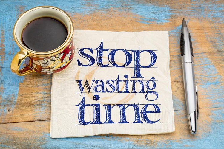 Stop Wasting Time - You'll be Dead Before you Know It | Midlife Tribe