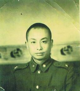 My Grandfather as a young soldier