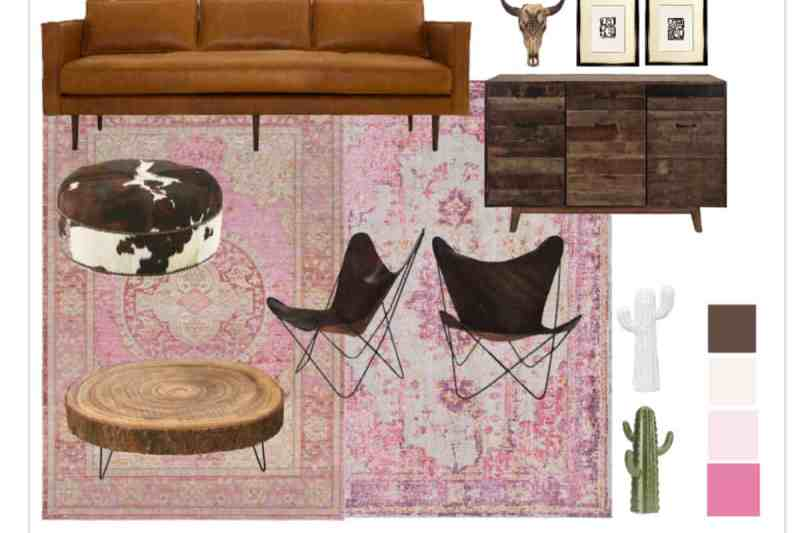 Find your own style with mood boards