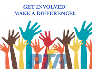 Get involved in PTA