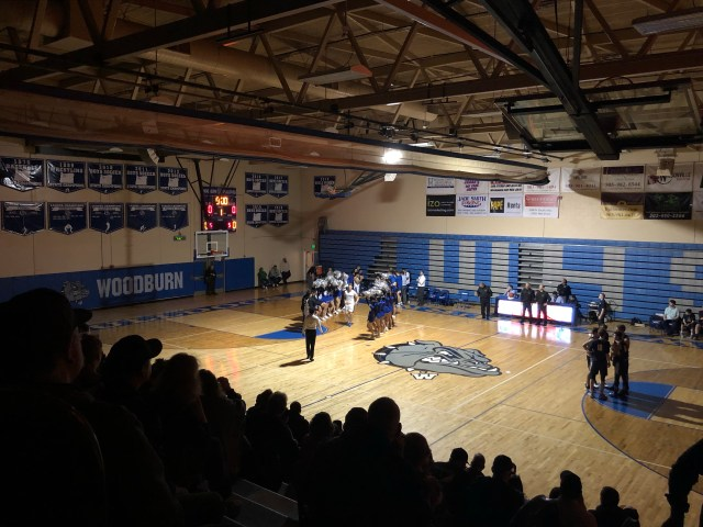 Rapid Reaction: Woodburn and Stayton part two of three…or four or five.