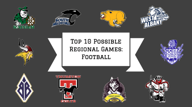 OSAA Tells Schools to Play Local, Here's our Top 10 Out of Classification Games We want to see