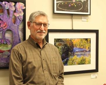 "John Gregg - Certificate of Merit ""Autumn at Tahquamenon Falls"""