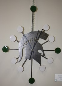 Spartan Clock (fully licensed)