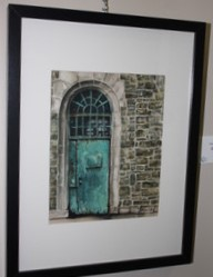 Green Door by Lisabeth Curnow