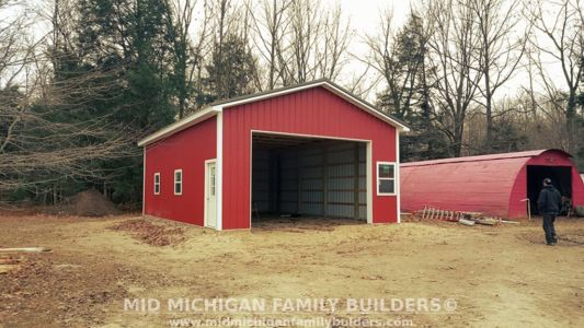MMFB Pole Barn Project 12 2016 1