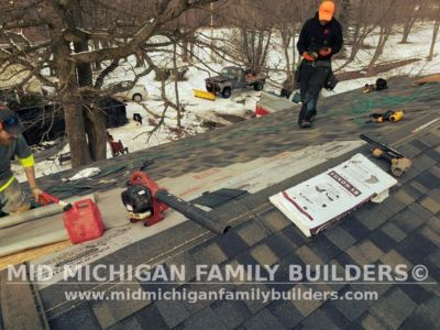Mid MIchigan Family Builders Roof Project 03 2019 01 05