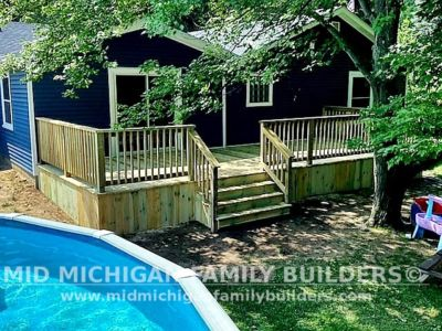 Mid Michigan Familly Builders Deck Project 07 2021 01 02
