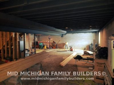 Mid Michigan Family Builders Basement Project 01 2018 01 02