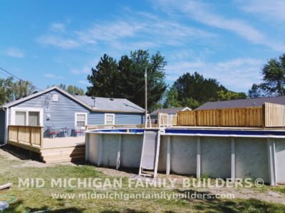 Mid Michigan Family Builders Big Pool Deck After 08 2018 03