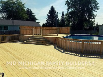 Mid Michigan Family Builders Big Pool Deck After 08 2018 05