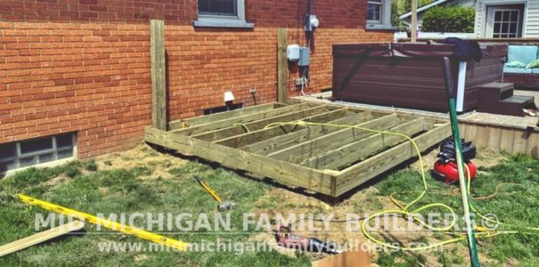 Mid Michigan Family Builders Deck Project 05 2021 01 01