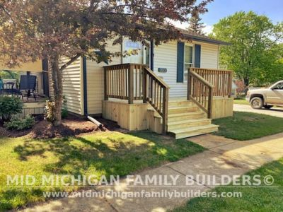 Mid Michigan Family Builders Deck Project 05 2021 02 01