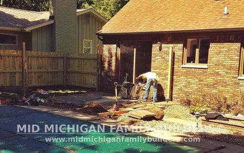 Mid Michigan Family Builders Deck Project 06 2019 01 03