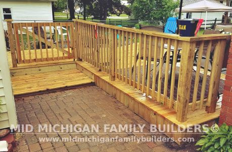 Mid Michigan Family Builders Deck Project 06 2019 02 01