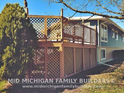 Mid Michigan Family Builders Deck Project 06 2019 03 02
