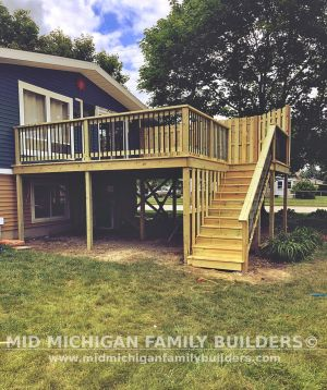 Mid Michigan Family Builders Deck Project 06 2019 03 07
