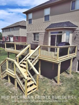Mid Michigan Family Builders Deck Project 06 2020 01 01