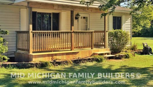 Mid Michigan Family Builders Deck Project 08 2020 01 02