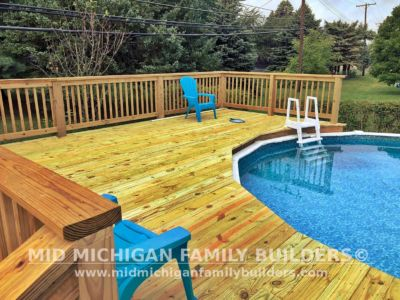 Mid Michigan Family Builders Deck Project 09 2020 01 01
