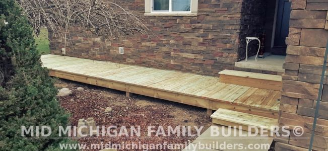 Mid Michigan Family Builders Deck Project 12 2020 01 02