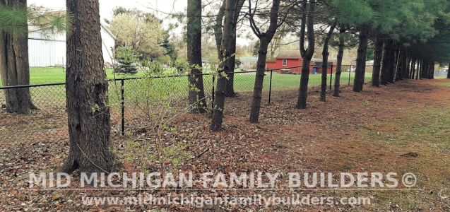 Mid Michigan Family Builders Fence Project 04 2021 06 05