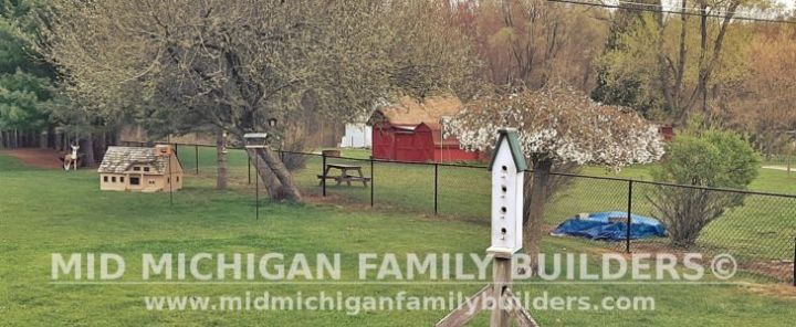 Mid Michigan Family Builders Fence Project 04 2021 06 07
