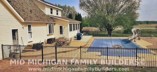 Mid Michigan Family Builders Fence Project 05 2021 04 04