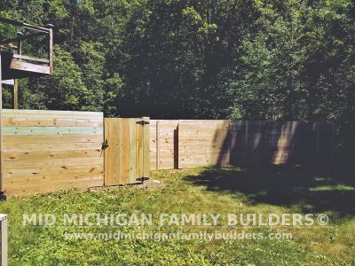 Mid Michigan Family Builders Fence Project 06 2019 02 02