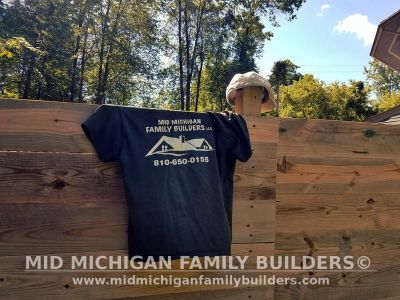 Mid Michigan Family Builders Fence Project 06 2019 02 07