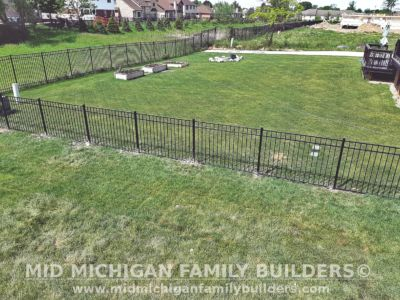 Mid Michigan Family Builders Fence Project 06 2020 01 01