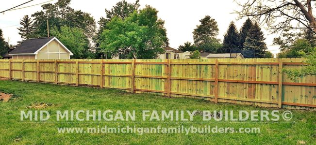 Mid Michigan Family Builders Fence Project 06 2021 02 02