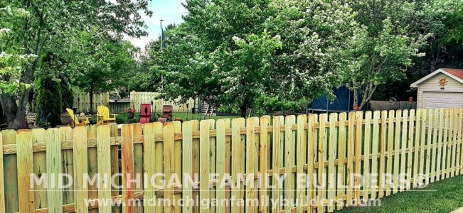 Mid Michigan Family Builders Fence Project 06 2021 03 09